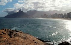 Arpoador - Rio de Janeiro - por-vejanomapa.net