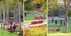 Grand Park, Los Angeles, CA / Rios Clementi Hale Studios