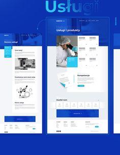 Modern Nanotechnology Website on Behance Web Design, App Ui Design, Graphic Design, Ui Design Inspiration, Design Ideas, Nanotechnology, Design Reference, Website Designs, Ui Ux