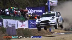Leg 2 - 2015 WRC Rally Mexico - Best-of-RallyLive.com