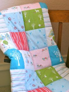 Introduction to Cheater Quilts | Pretty Prudent