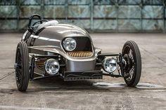 Morgan Threewheeler Elektro-Dreirad