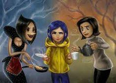 Coraline Neil Gaiman Cuando Coraline cruza una puerta y encuentra u… #fantasía Fantasía #amreading #books #wattpad