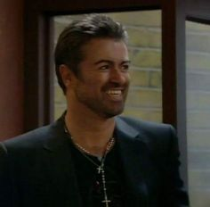 Love your smile George Michael