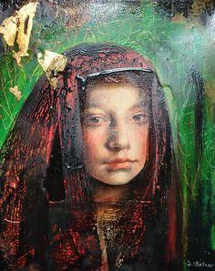 Sol Halabi painting