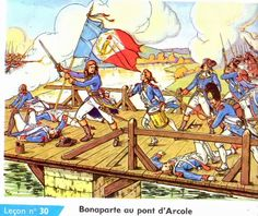 Bonaparte au pont d'