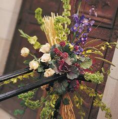 Church Wedding Decoration - Florals for Church Weddings