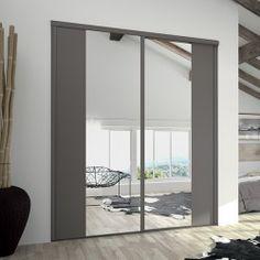 Les Portes De Placard Pliantes Pour Un Rangement Joli Et Moderne - Porte pliante placard ikea