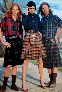 / Tartan Clan | AnOther | Reader
