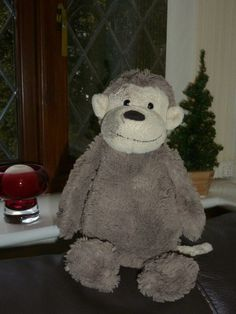 FOUND in NORWICH  HELP! this jellycat monkey was Found at Whitlingham Country Park in Norwich today! Contact: https://twitter.com/AmyJadeMorris or https://www.facebook.com/TeddyBearLostAndFound
