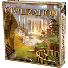 Civilization Board Game Kopen – Uw spel altijd gratis verzonden