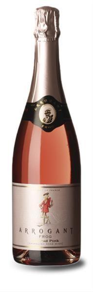Dung tích: 750ml Xuất xứ : Pháp Vùng nho : Languedoc,  Giá bán: 210.000 VND Xem chi tiết: http://cuahangruouvang.blogspot.com/2014/08/arrogant-sparkling-rose-vang-phap.html