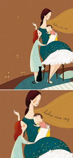 by artist Monica Calvo