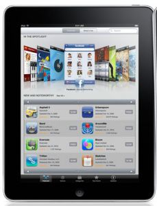 Useful iPad Apps for Business Users.