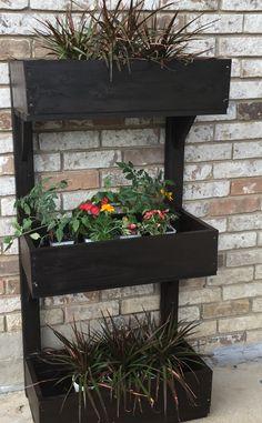 3 Tier plant shelf ~ Designed by my Dad! -Joe Gonzo