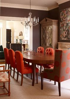 Dining Room Showroom