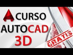 YouTube Autocad Gratis, Autocad Revit, Autocad 2015, Drawing Block, Solidworks Tutorial, Computer Drawing, Learn Faster, 3d Tutorial, Software