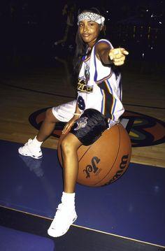 1996 MTV Rock N Jock Basketball