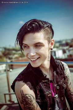black veil brides 2014 photoshoot new album - Google Search