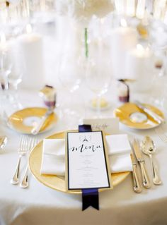 Gilded Parisian wedding details: http://www.stylemepretty.com/2015/10/01/luxurious-paris-destination-wedding/ | Photography: Peaches and Mint - http://peachesandmint.com/