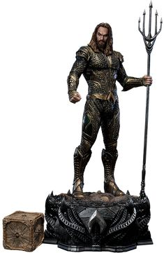 Aquaman (DCEU Version) Statue by Sideshow Collectibles