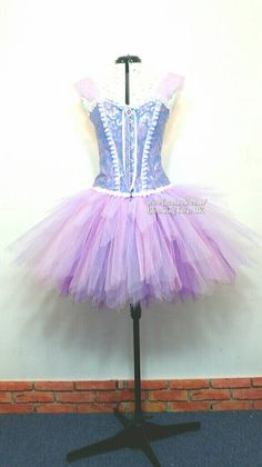 Check out this item in my Etsy shop https://www.etsy.com/uk/listing/529219521/adult-rapunzel-inspired-handmade-tutu