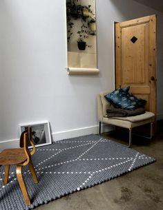 """Massageteppich """"Dot Carpet"""" von Hay"""