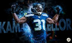 The Seattle Seahawks are a professional American football franchise in the National Football League (NFL) based in Seattle, Washington. Description from imgarcade.com. I searched for this on bing.com/images