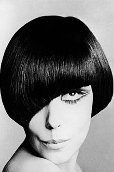 1966 Mary Quant was one of the most famous fashion designers of the 1960s; her best-known creation was the mini-skirt.