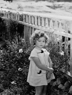 Shirley Temple in Our Little Girl, 1935.