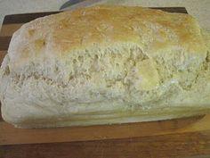 Uncle Jim's Famous Beer Batter Bread courtesy of Lil' Red Roan. Fantastic stuff!