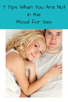 Marriage is full of challenges including different levels of sexual desire. Here are seven tips for when you are not in the mood for sex. Intimacy In Marriage, Biblical Marriage, Marriage Prayer, Marriage Relationship, Marriage Advice, Sexless Marriage, Relationships, Marriage Help, Happy Marriage
