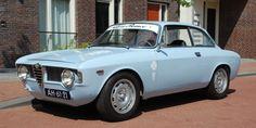 Alfa Romeo Giulia Sprint GT (1964) - Athlon | Tour of the Century