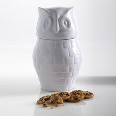 Hootie Cookie Jar by Zestt