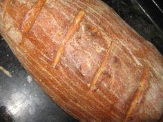 Upéct kváskový chléb je snem snad každé hospodyňky. Bread Bun, Pizza Dough, Pavlova, Food And Drink, Cooking, Cake, Food, Bakery Business, Kitchen
