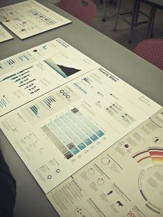 Facebook Info Design
