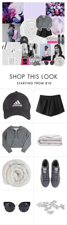 """your thoughts on aesthetics"" by ceharkins06 ❤ liked on Polyvore featuring adidas, Golden Goose, Linea and Nintendo"