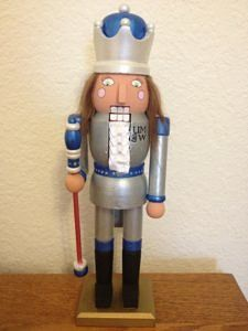 CLICK HERE TO PURCHASE from CustomNutcrackers.com. Get this unique Color Guard…