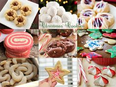 30 christmas treats