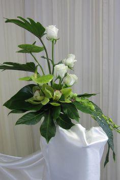 White & Green | Helen Jane Floristry