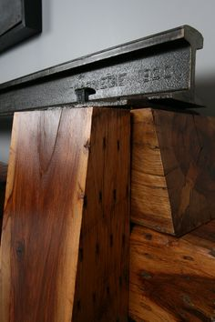 want to make ourselves out of railroad ties cross ties pinterest. Black Bedroom Furniture Sets. Home Design Ideas