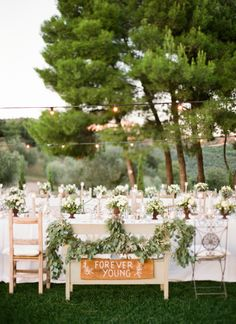 Tables: http://www.stylemepretty.com/2015/05/05/elegant-countryside-wedding-in-tuscany/ | Photography: Lindsay Madden - http://lindsaymaddenphotography.com/