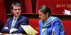 """La déclaration de Manuel Valls à Ségolène Royal : """" Elle a du pif politique. """""""