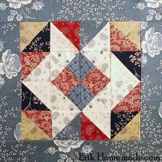 Free 3 Yard Quilt Patterns | Erik HOMEMADEs Pattern Store on Craftsy | Support Inspiration. Buy ...