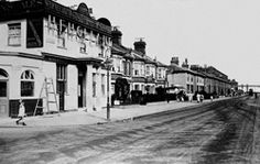 Marine Parade, Southend-on-Sea  Date: about 1910 to 1920