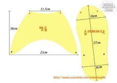 Cómo hacer pantuflas con toallas   Materiales:    1 par de viejas sandalias (ojotas)  1 toalla  Piel sintética  Cuero sintético  Máquina...