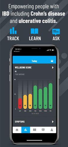 Oshi: IBD Tracker & Magazine on the App Store Ulcerative Colitis, Crohns, App Store, Magazine, Magazines, Warehouse, Newspaper