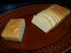 Basic Quick Bread - Low carb recipes suitable for all low carb diets - Sugar-Free Low Carb Recipes