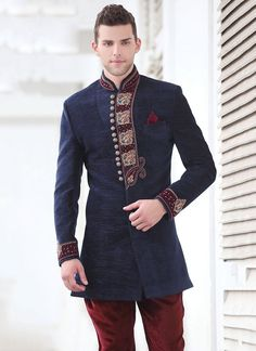 short sherwani - Google Search
