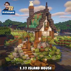 Minecraft Building Designs, Minecraft House Plans, Minecraft Seed, Minecraft Houses Survival, Minecraft Medieval, Cute Minecraft Houses, Amazing Minecraft, Minecraft Architecture, Minecraft Blueprints